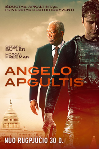 ANGELO APGULTIS (Angel Has Fallen)