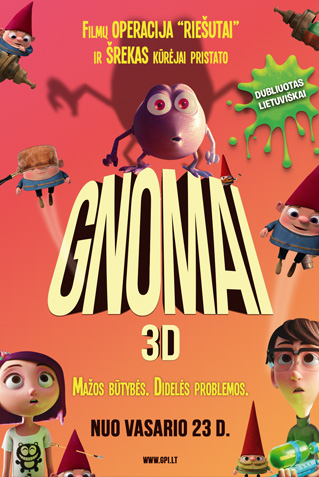 Gnomai (Gnome Alone)