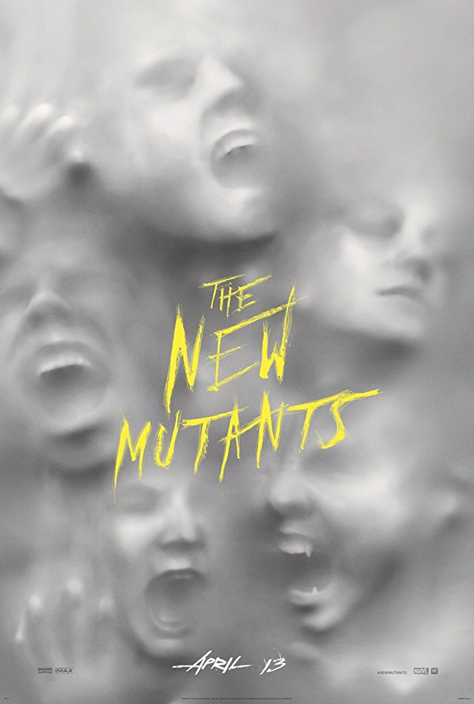 Naujieji Mutantai (New Mutants)