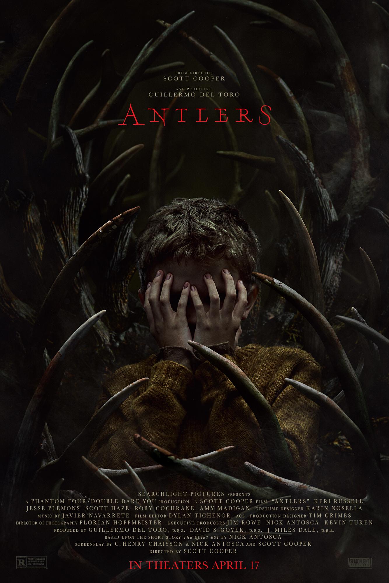 NEPASOTINAMAS ALKIS (Antlers)
