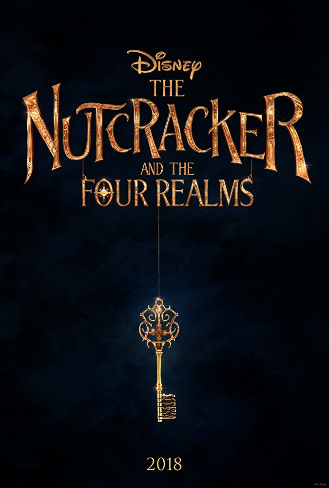 "Spragtukas ir keturios karalystės (""The Nutcracker and the Four Realms"")"