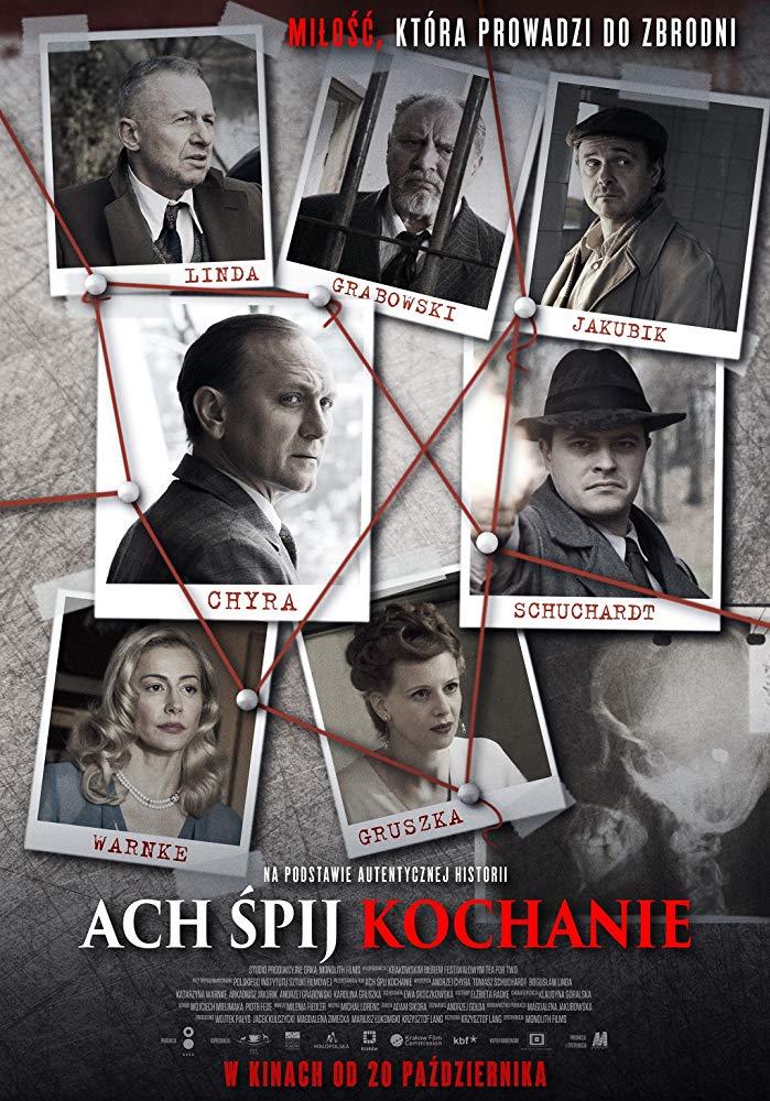 18-asis lenkų kino festivalis.  Miegok, širdele (Ach śpij kochanie)