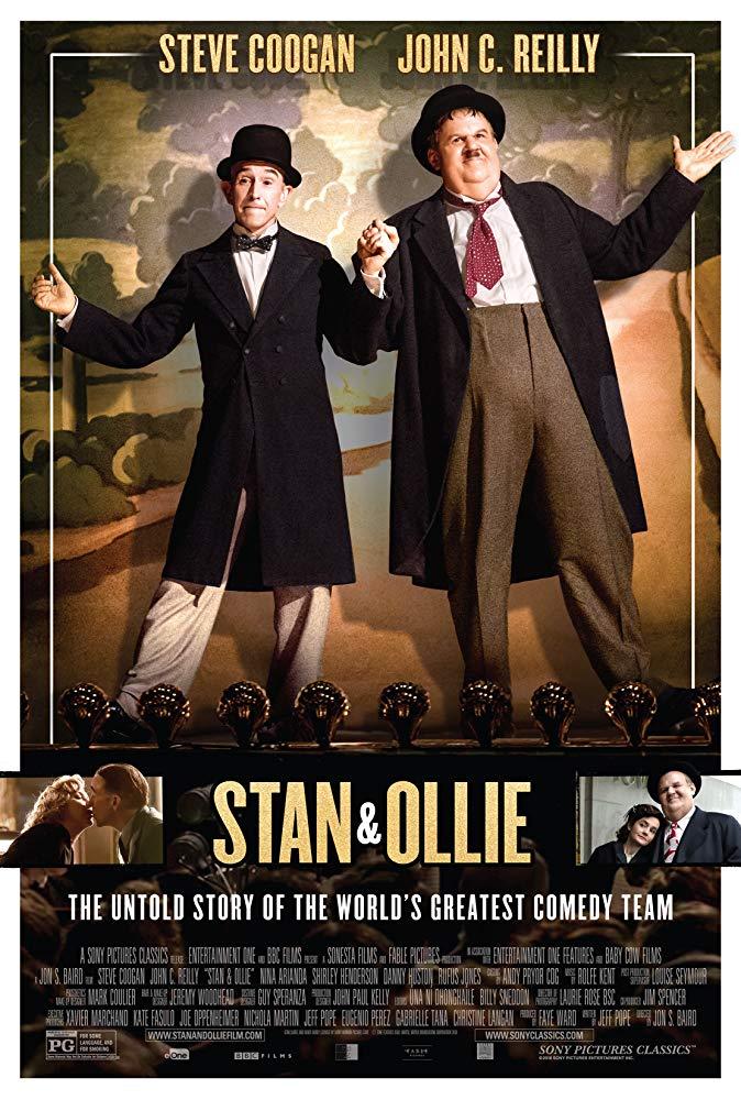 Stenas ir Olis. Juoko broliai (Stan & Ollie)