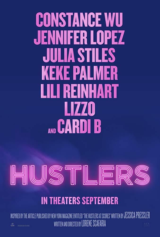 AFERISTĖS (Hustlers)