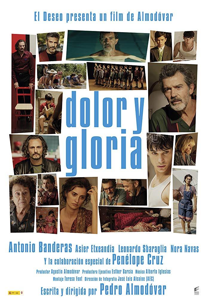 Skausmas ir šlovė (Dolor Y Gloria)