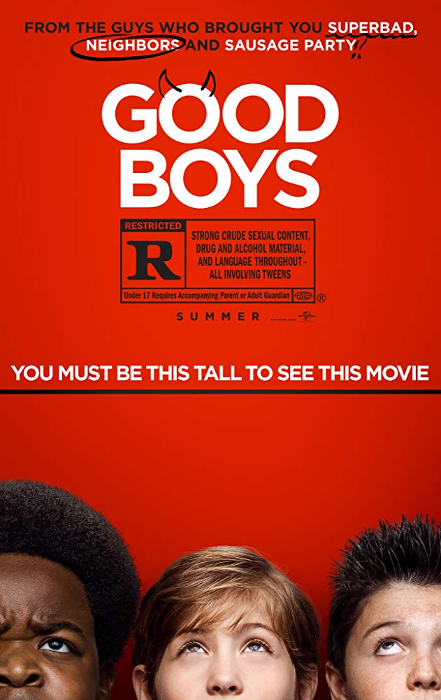 Geri berniukai (Good Boys)