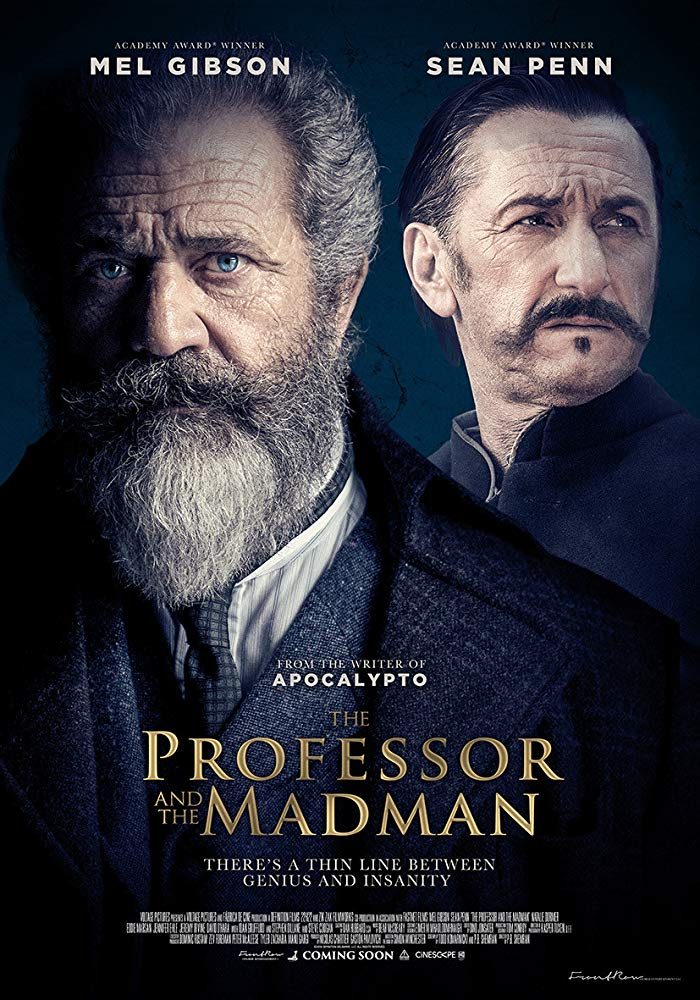 PROFESORIUS IR PAMIŠĖLIS (The Professor and the Madman)