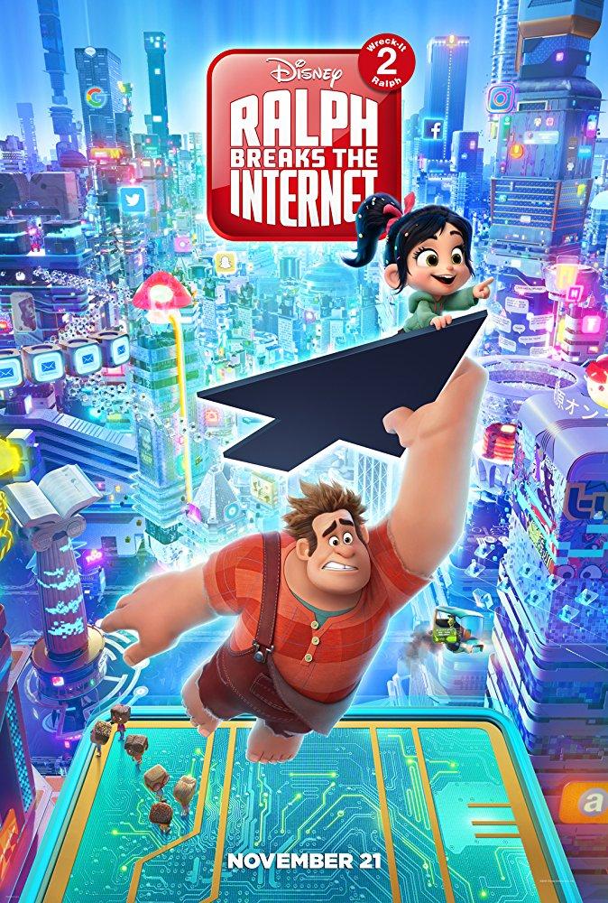 Ralfas Griovėjas 2 (Ralph Breaks the Internet: Wreck-It Ralph 2)