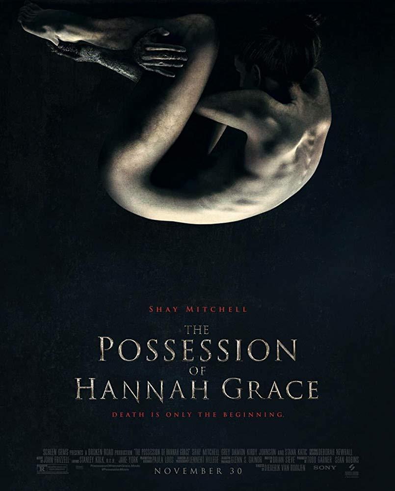 HANOS GREIS EGZORCIZMAS (Possession of Hannah Grace)