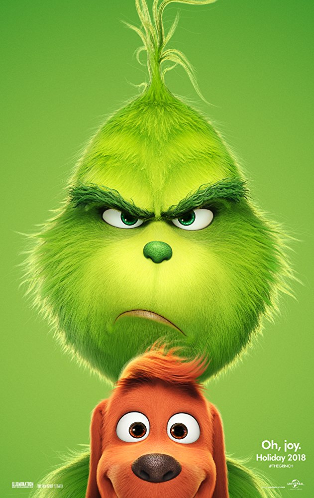 Grinčas (The Grinch)