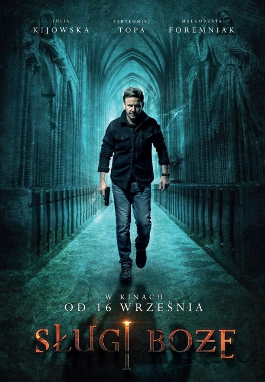 Lenkų kino savaitė: Dievo tarnai  (SŁUGI BOŻE)
