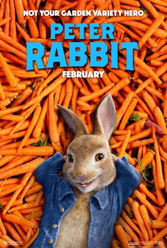 Triušis piteris (Peter Rabbit)