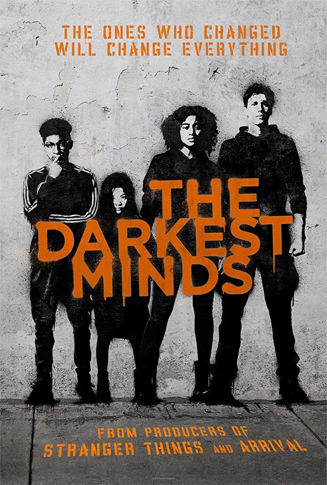 Tamsiausios galios (The Darkest Minds)