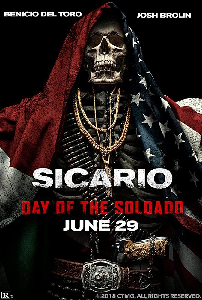 Sicario 2: Kartelių Karai (Sicario: Day Of The Soldado)