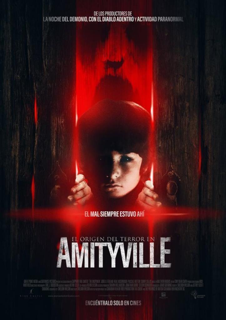 Amitvylio siaubas: Pabudimas (Amityville: The Awakening)