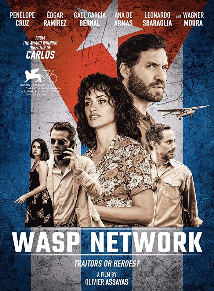 KUBOS VORATINKLIS (Wasp Network)
