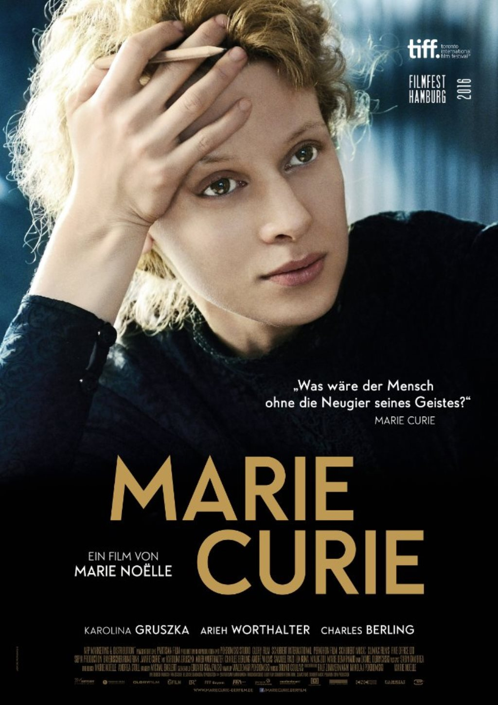 Lenkų kino savaitė : Marija Kiuri (MARIA SKŁODOWSKA-CURIE)