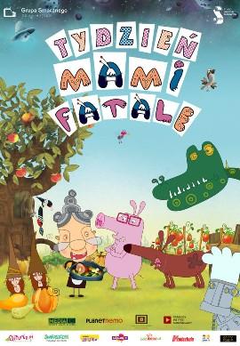 Mami Fatale (originalo (lenkų) kalba)(Lenkų kino festivalis 2016)