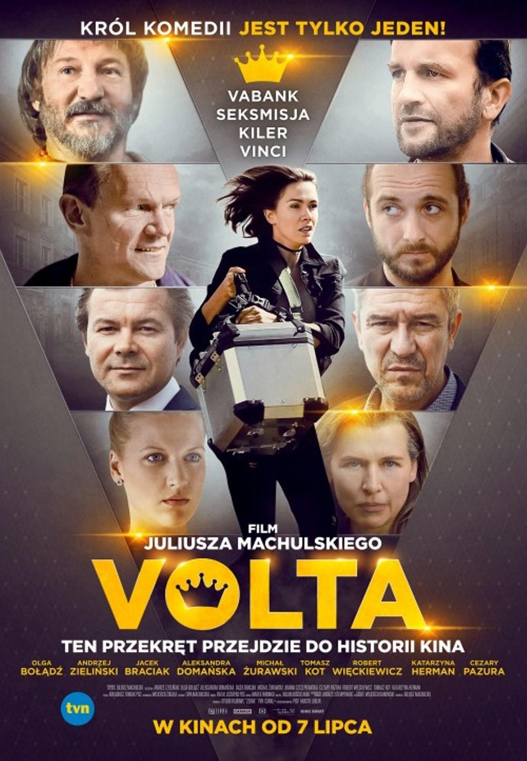 17-asis Lenkų kino festivalis : Volta (Volta)
