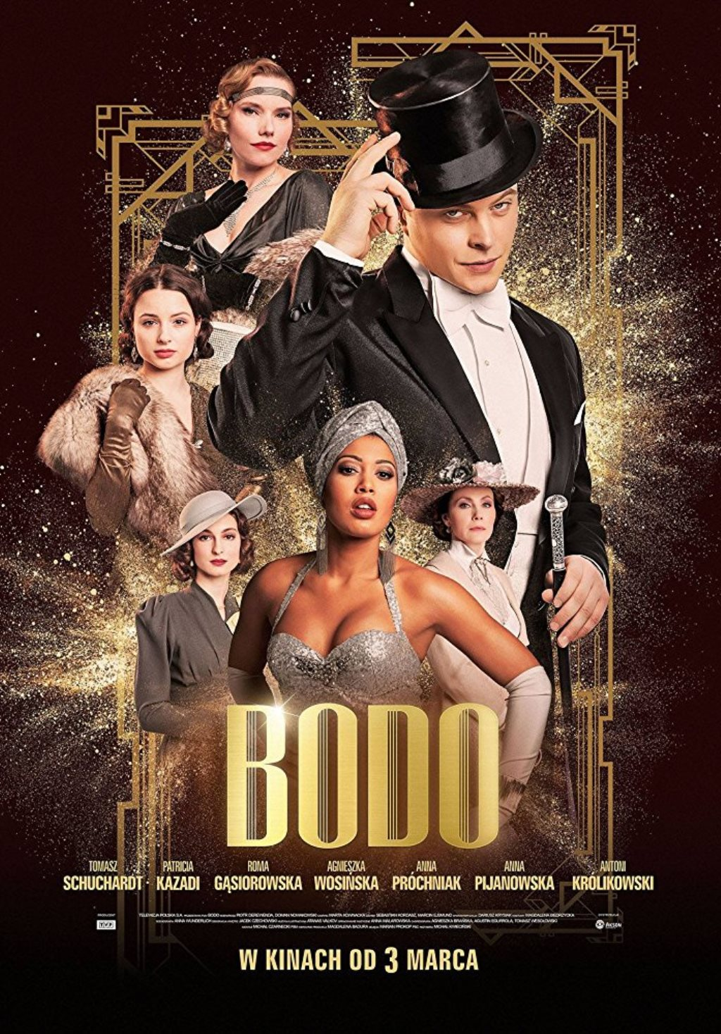 17-asis Lenkų kino festivalis : Bodo (Bodo)