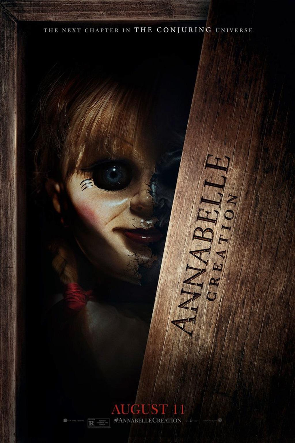 Anabelė 2 (Annabelle: Creation)