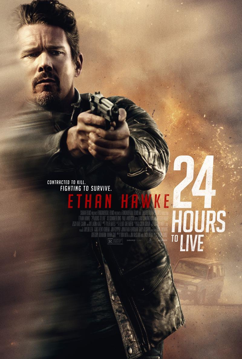 24 valandos gyventi (24 hours to live)