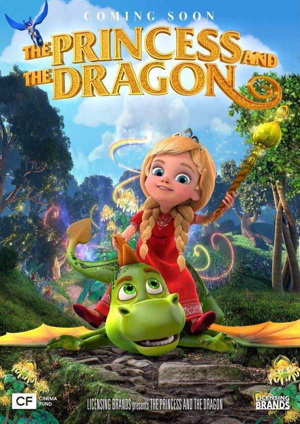Princesė ir drakonas (Princess and the Dragon)