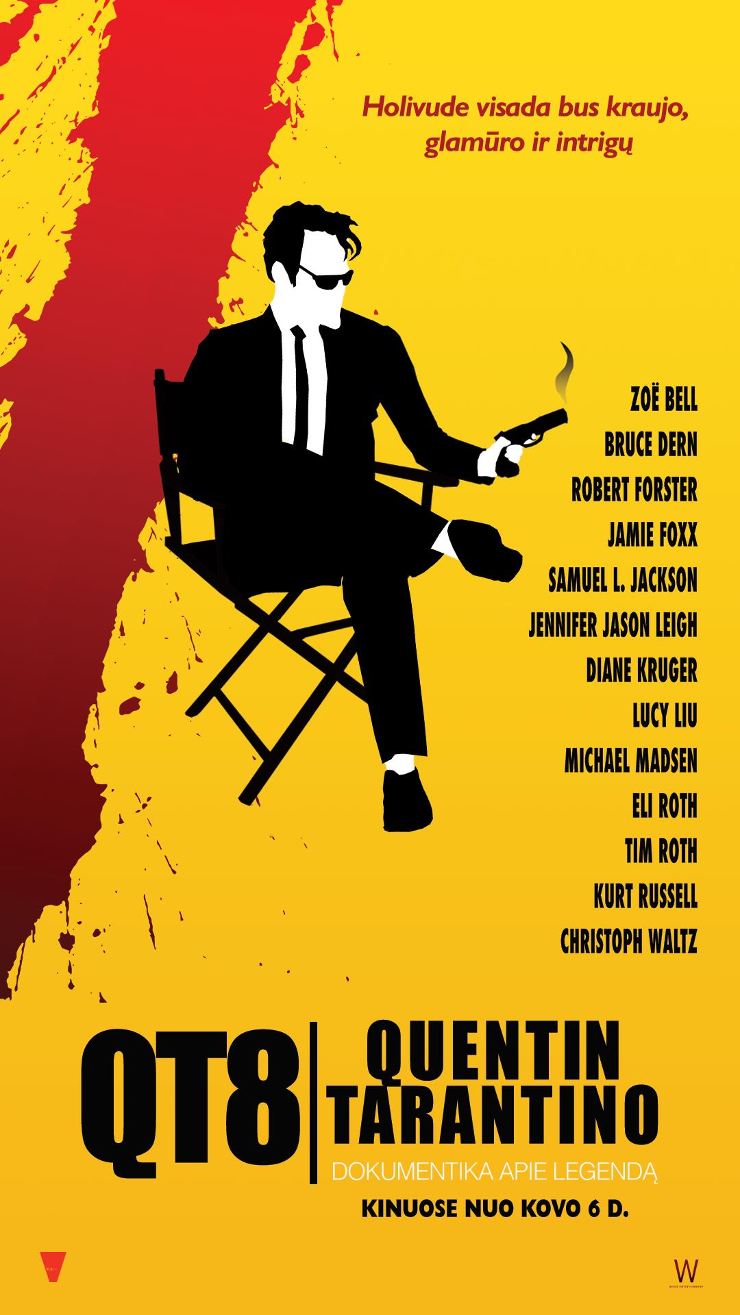 QT8: QUENTIN TARANTINO (QT8: Quentin Tarantino)