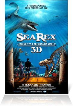 Sea Rex - Jūrų dinozaurai 3D