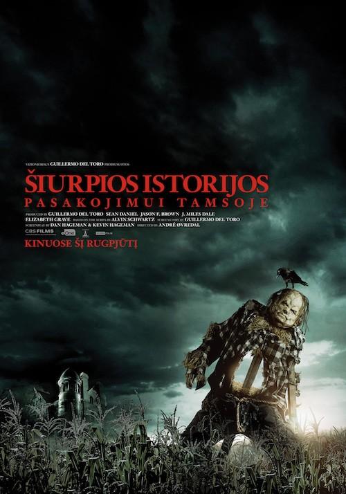 Šiurpios istorijos pasakojimui tamsoje (Scary Stories To Tell In The Dark )