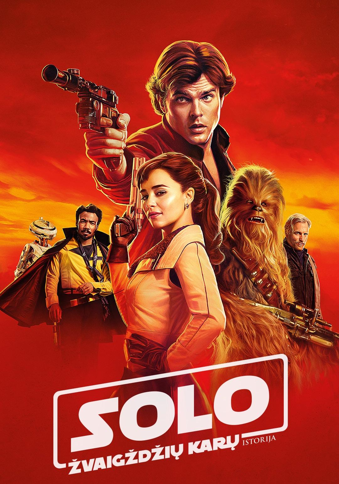 Solo. Žvaigždžių karų istorija (Solo: A Star Wars Story)