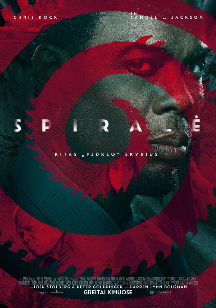SPIRALĖ (Spiral)
