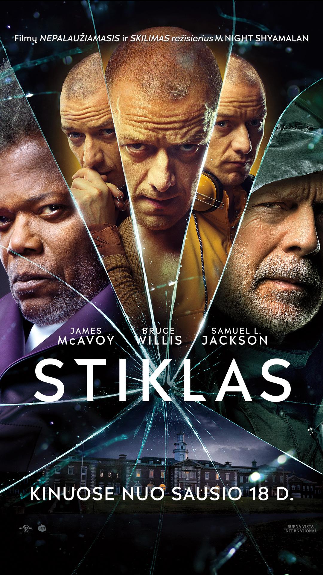 Stiklas (Glass)