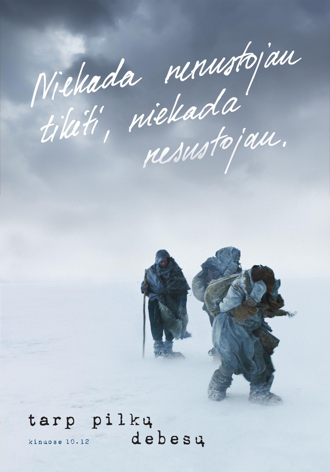 Tarp pilkų debesų (Ashes in the Snow)