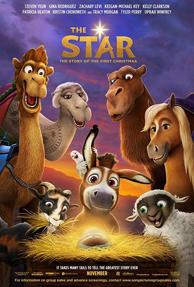 Šv. Kalėdų žvaigždė (The Star)