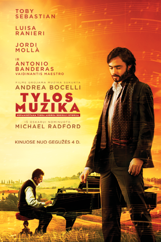 Tylos muzika (The Music of Silence)