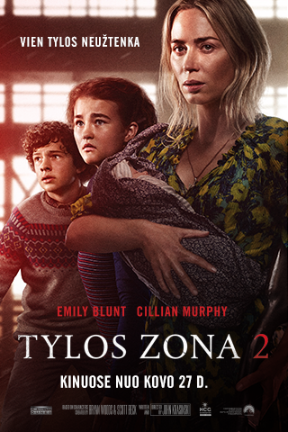 TYLOS ZONA 2 (A Quiet Place Part II)