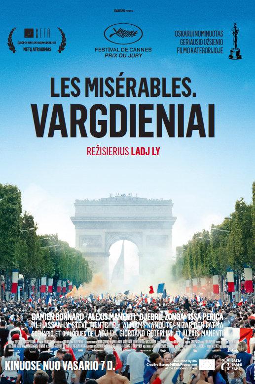 LES MISÉRABLES. VARGDIENIAI (Les Misérables)