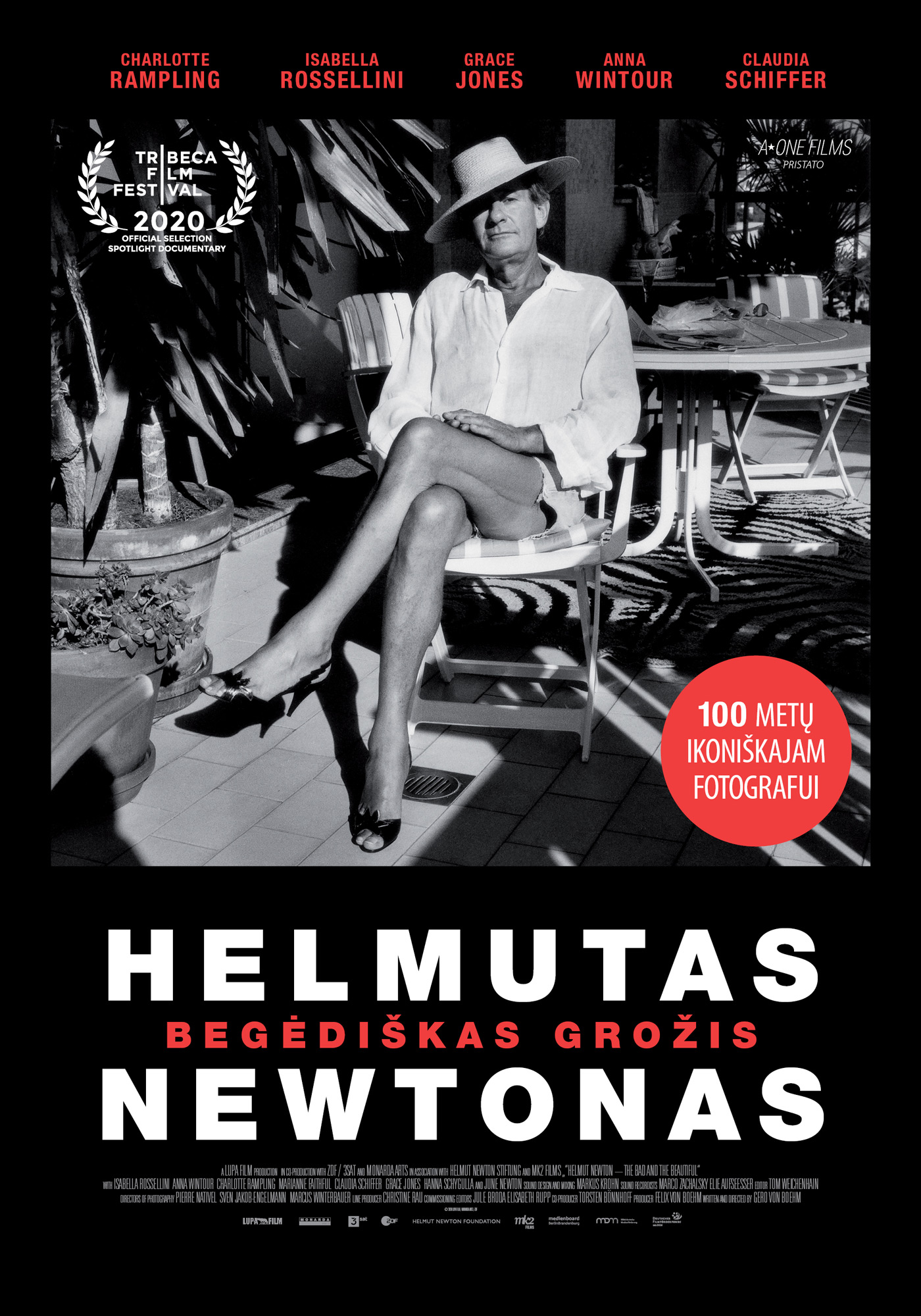 Helmut Newton: begėdiškas grožis (Helmut Newton: The Bad and the Beautiful)