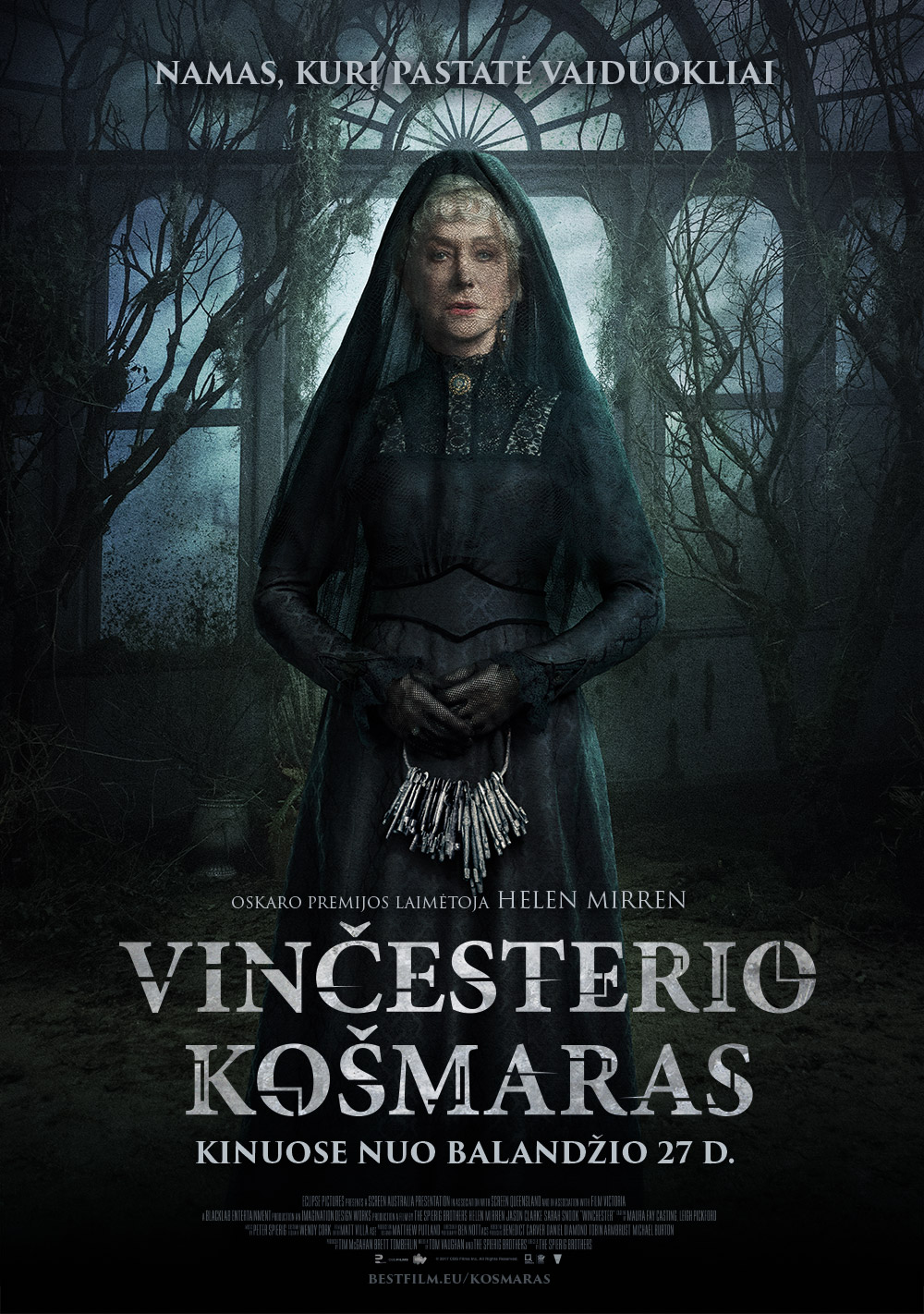 Vinčesterio košmaras (Winchester)