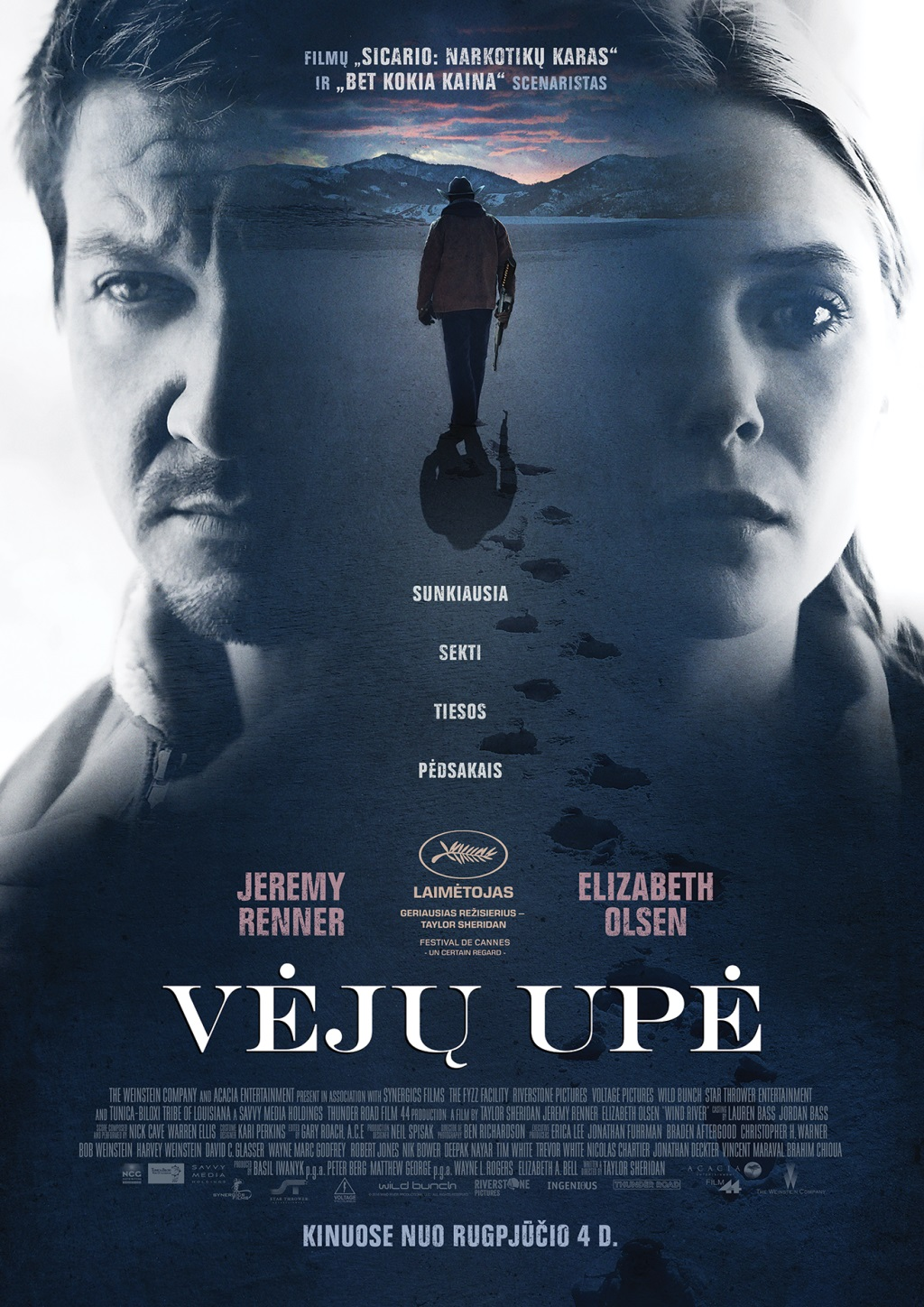 Vėjų upė (Wind River)