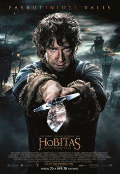 Hobitas: Penkių armijų mūšis 3D